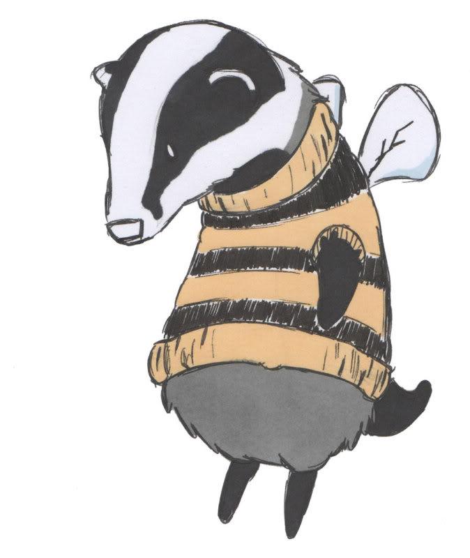 Honey Badger Fight.