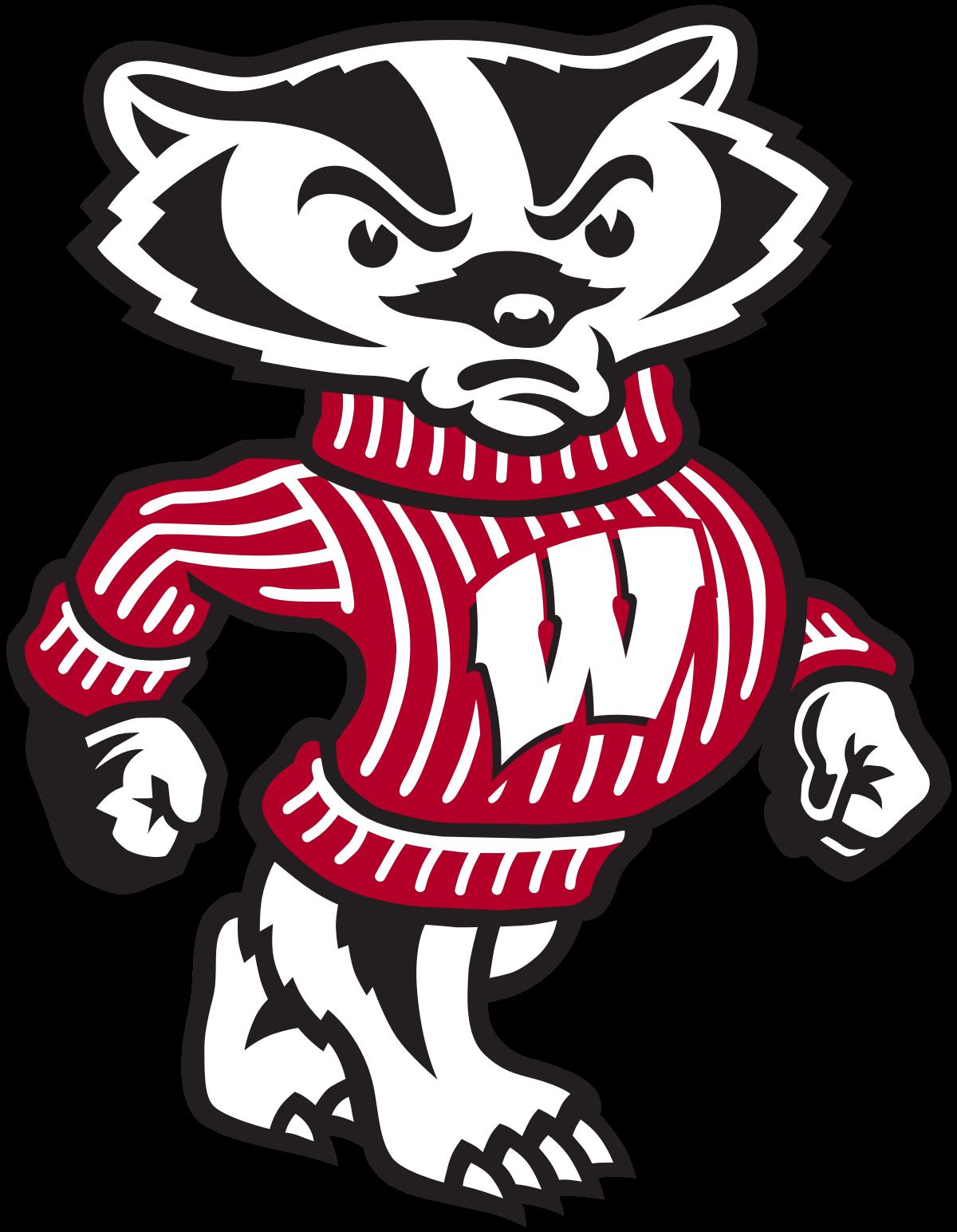 Bucky Badger.