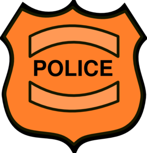 police shield clipart #12