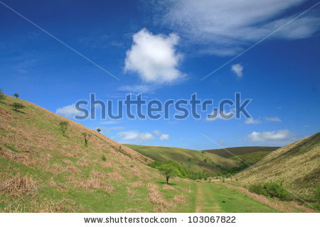 Badgworthy Water Stock Photos, Images, & Pictures.