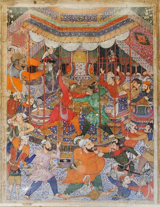 Free photo Arabic Sindbad Arabian Nights Islam Badi'uzzaman.
