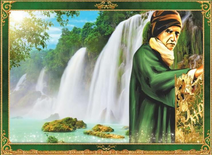 Badiuzzaman: The Earth is an Exhibition of God's Art.