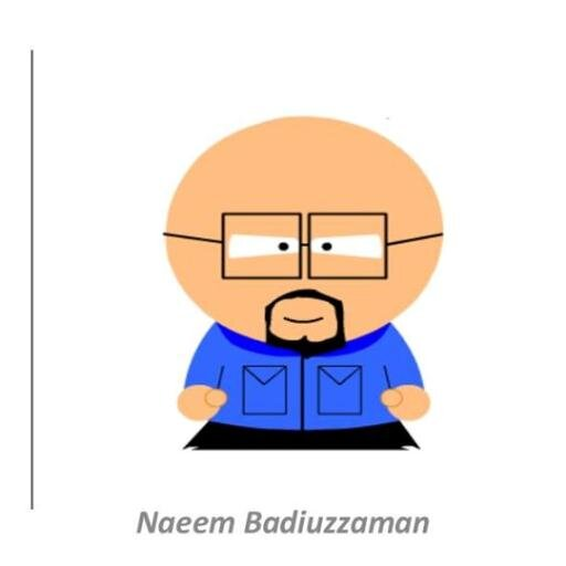 Naeem Badiuzzaman (@NaeemBzaman).