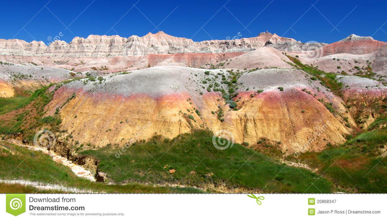 Badlands National Park.