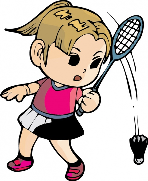 Download free badminton images free vector download (29 Free.