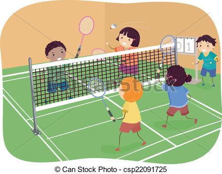 Badminton Clip Art and Stock Illustrations. 2,633 Badminton EPS.