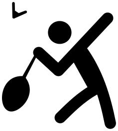 Badminton Clip Art Download.