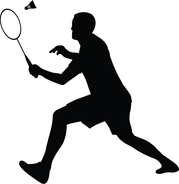 Free Badminton Silhouette Cliparts, Download Free Clip Art.
