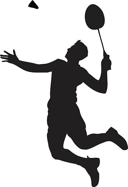 Royalty Free Badminton Clip Art, Vector Images.