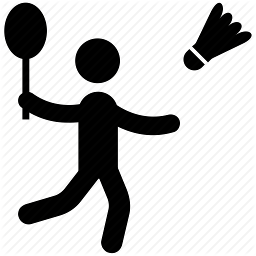 Badminton Background clipart.