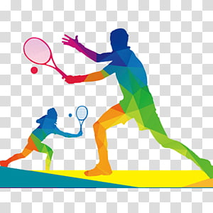 Badminton Competition transparent background PNG cliparts.