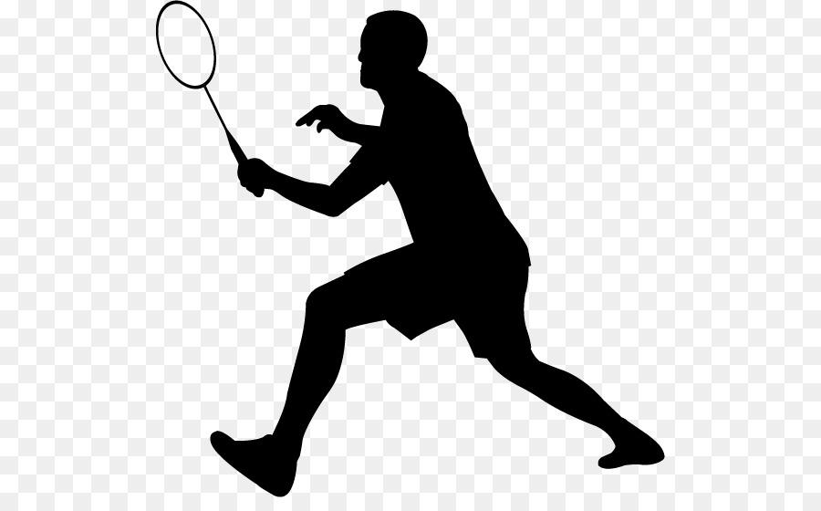 Badminton Cartoon png download.