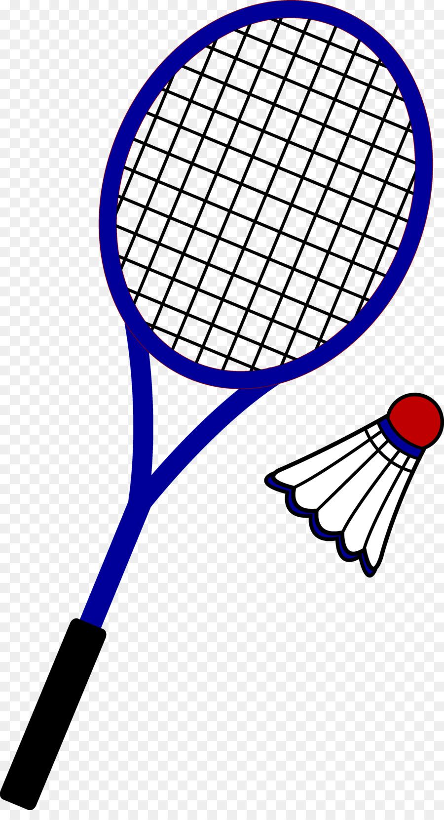 Badminton Cartoon clipart.