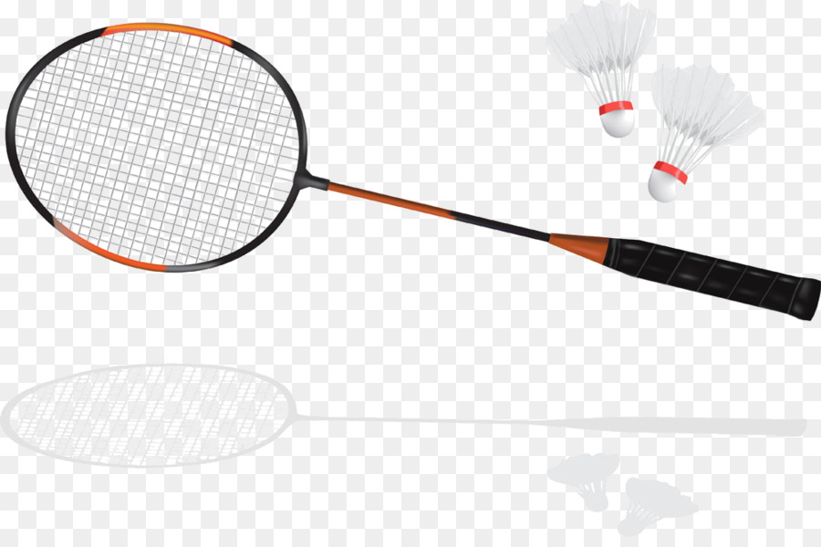Badminton Cartoon png download.