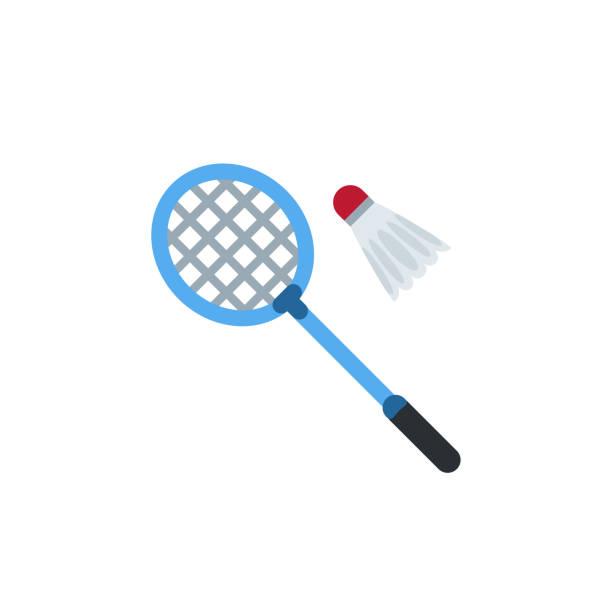 Top 60 Badminton Racket Clip Art, Vector Graphics and Illustrations.