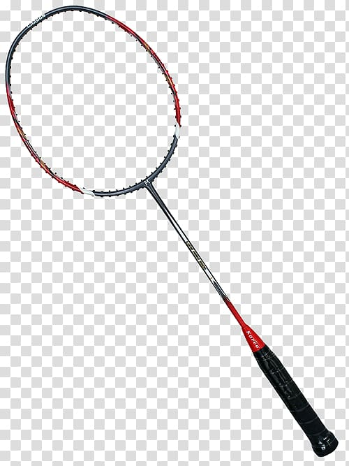 Badmintonracket, Rust.