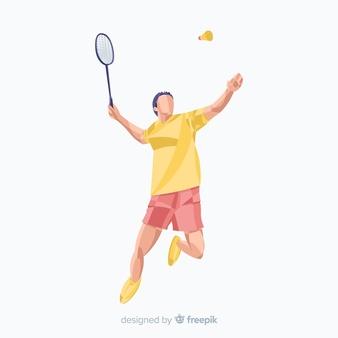 Badminton Vectors, Photos and PSD files.