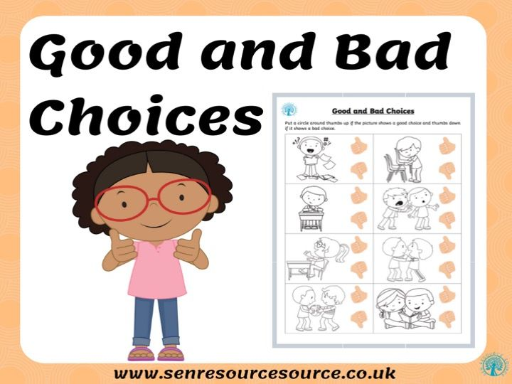 Good and Bad Choices Version 2.