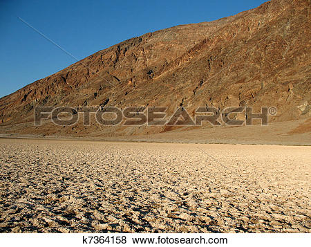 Pictures of Badwater Death Valley California k7364158.