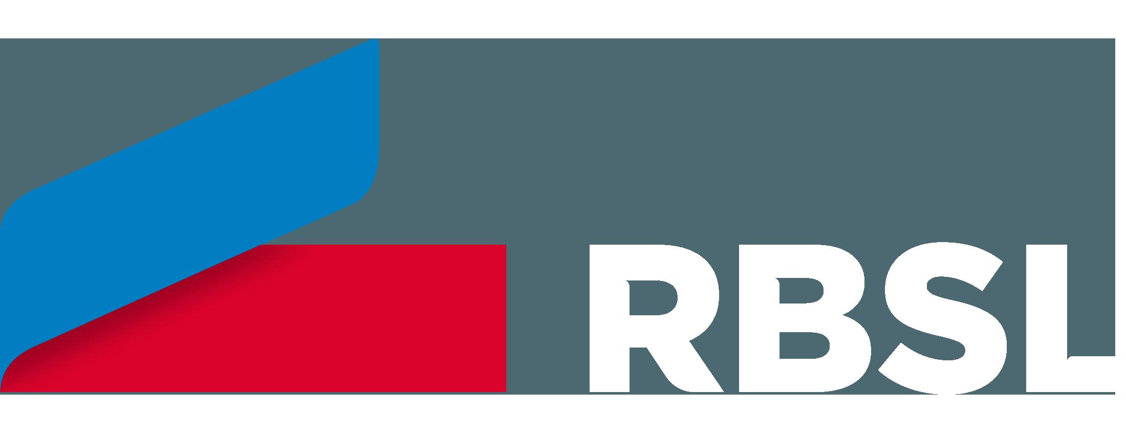 Rheinmetall BAE Systems Land (RBSL) Logo.