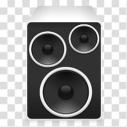 Crystal B and W Addon, baffle icon transparent background.