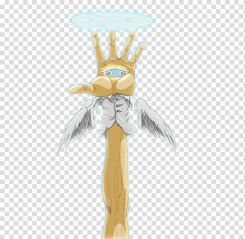 Figurine Angel M, baffle transparent background PNG clipart.