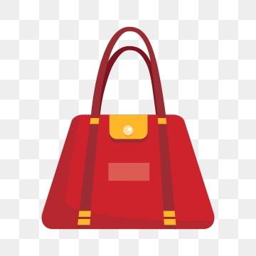 Cartoon Lady Bag Png, Vector, PSD, and Clipart With Transparent.