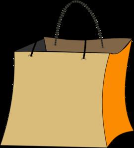 Gift Bag Clipart.