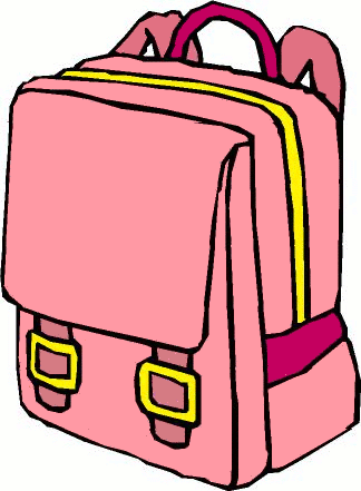 Clip Art Packing Bag Clipart.