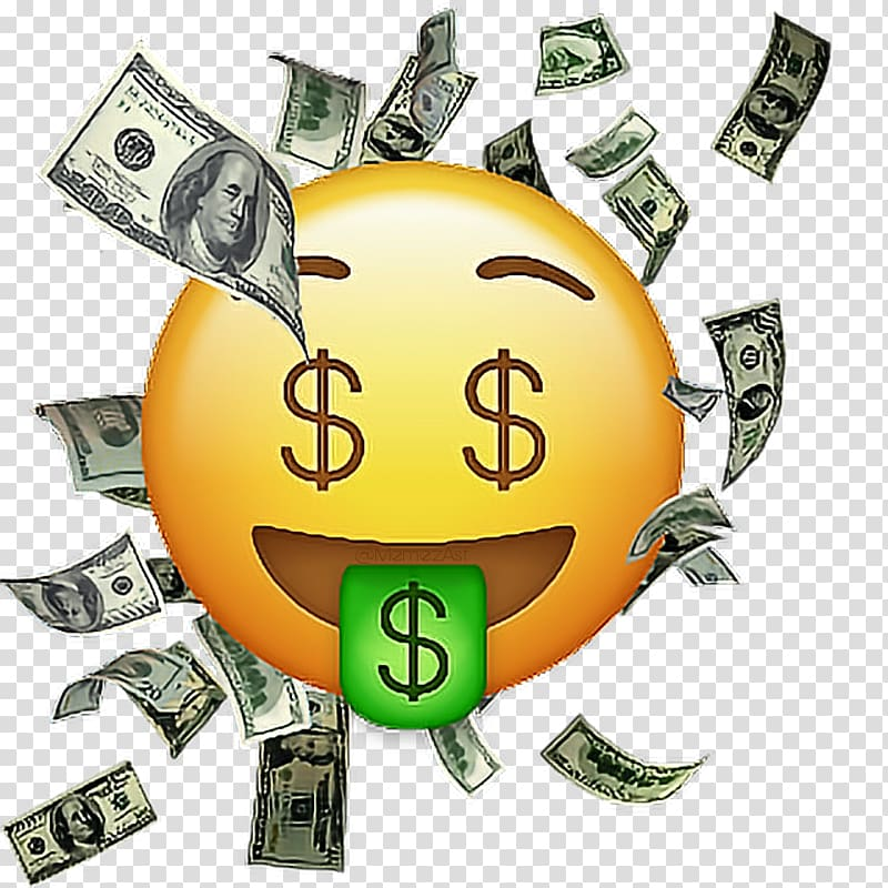 Money Emoji PNG clipart images free download.