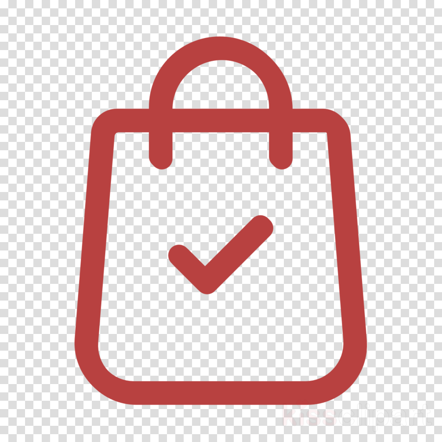 Package Delivery icon Order icon Shopping bag icon clipart.