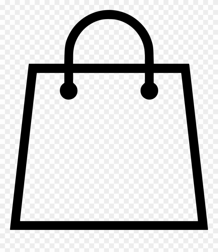 Clipart Free Download Bag Vector Retail.