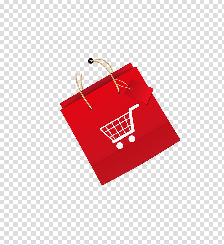 Shopping bag Shopping bag Icon, Shopping Bag transparent.