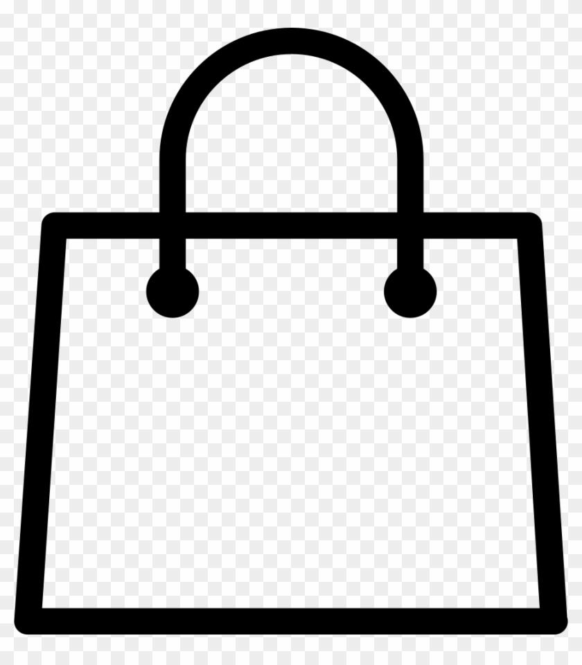 Shopping Bag Svg Png.