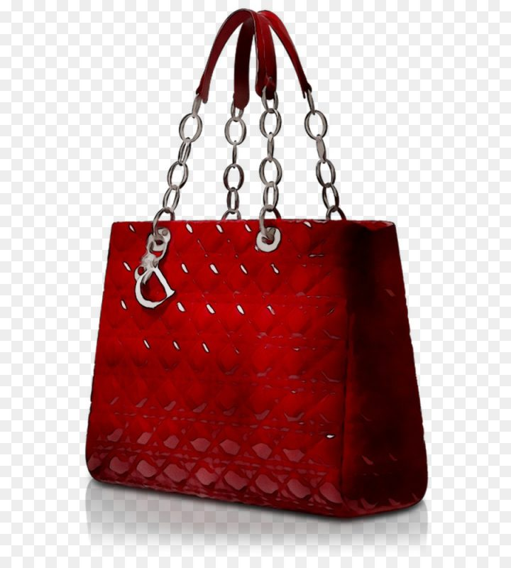 Free Download PNG Clipart Transparent Tote Bag Lady Dior.