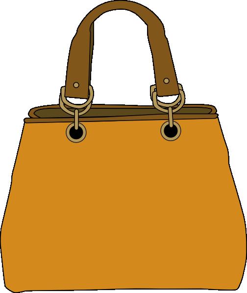 Bag Lady Clipart.