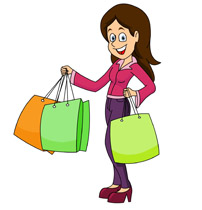 Free Bags Girl Cliparts, Download Free Clip Art, Free Clip.