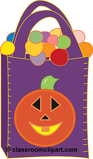 Bag Of Candy Clipart.