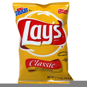 Bag Of Chips.