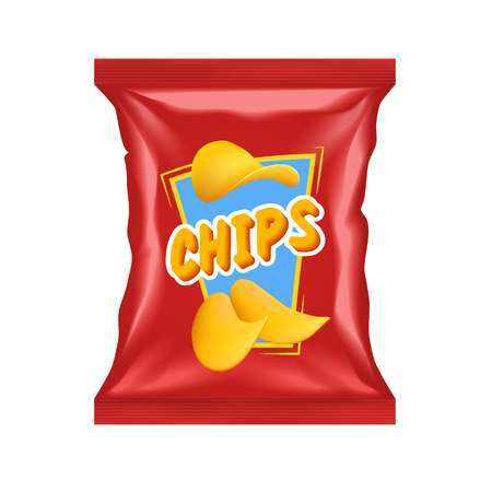 Bag of chips clipart 4 » Clipart Portal.