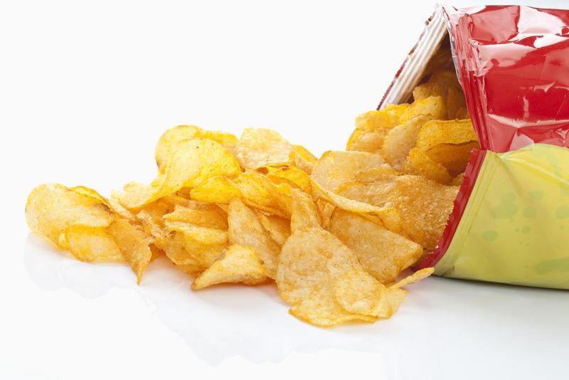 Download Free png Bag Potatoe chips, Kartoffelc.