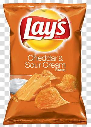 Junk food Flavor, bag of chips transparent background PNG clipart.