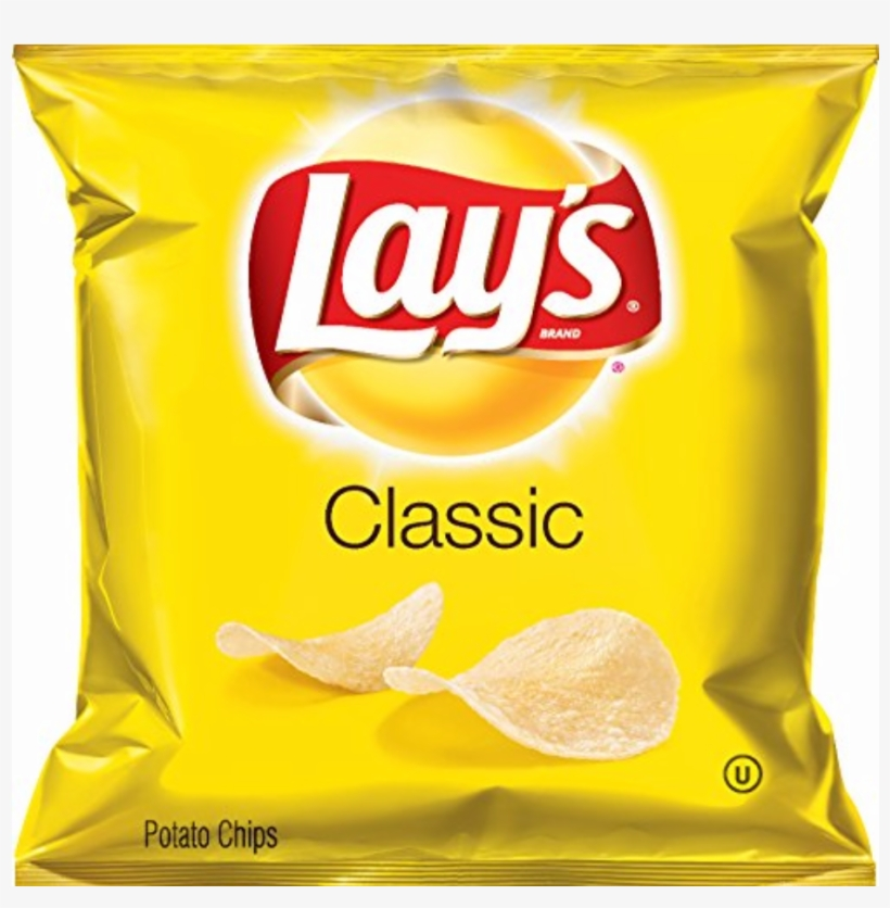 Bag Of Chips Png.