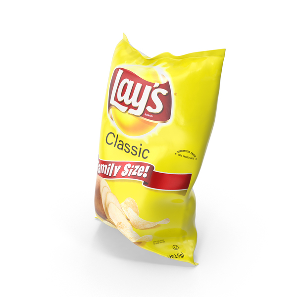 Lays Classic Potato Chips PNG Images & PSDs for Download.