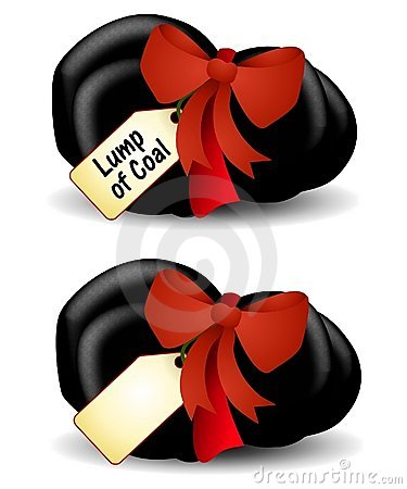 Lump of coal clipart.
