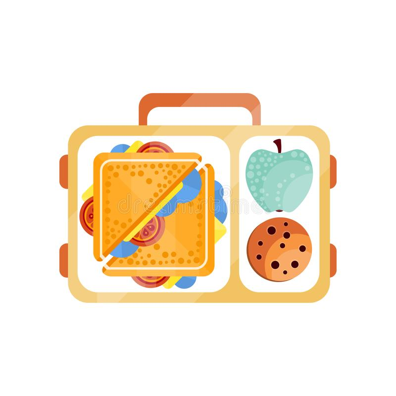 Cookie Bag Stock Illustrations.