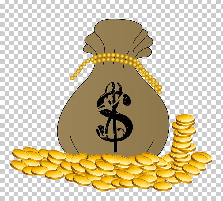 Money Bag PNG, Clipart, Bag, Free Content, Gold, Gold Coin.