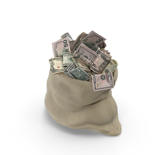 Open Money Bag PNG Images & PSDs for Download.