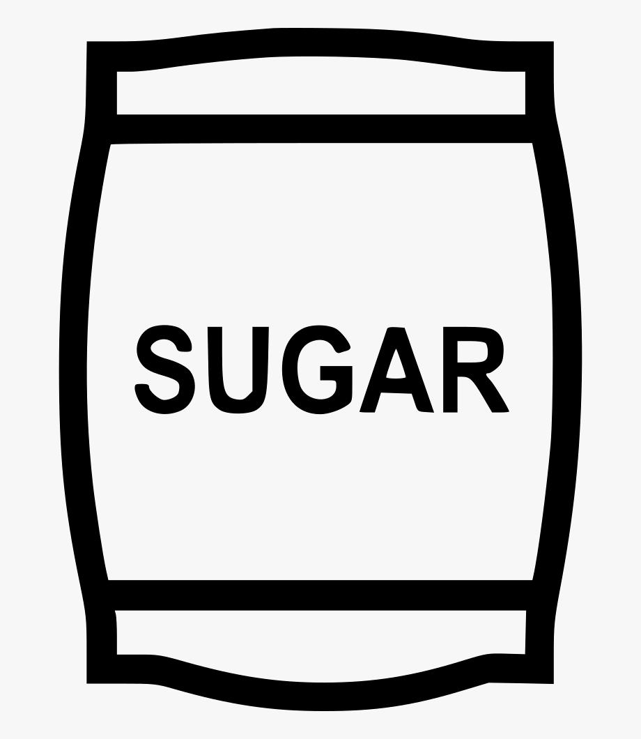 Bag Of Sugar Clipart Free.