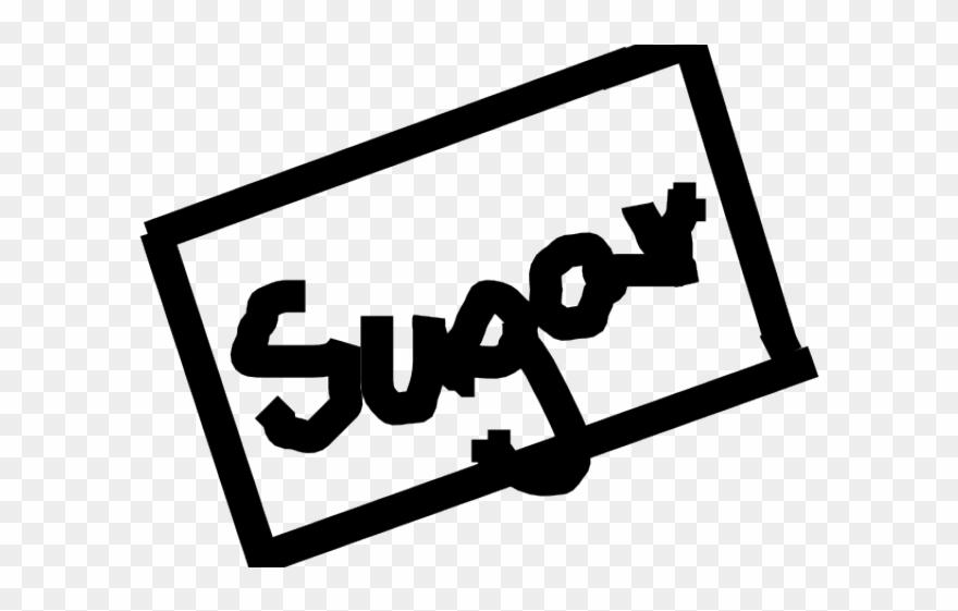 Cartoon Bag Of Sugar Clipart (#753225).